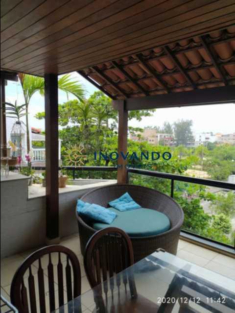 WhatsApp Image 2020-12-14 at 1 - Cobertura Duplex - Recreio dos Bandeirantes - Gleba A - 3 quartos - 192 m² - 1132K - 1