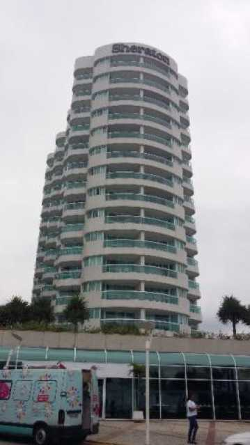 992625092142877 - Apartamento na Barra da Tijuca Sheraton-Wyndham- 1 quartos com 52m² - 326A - 9