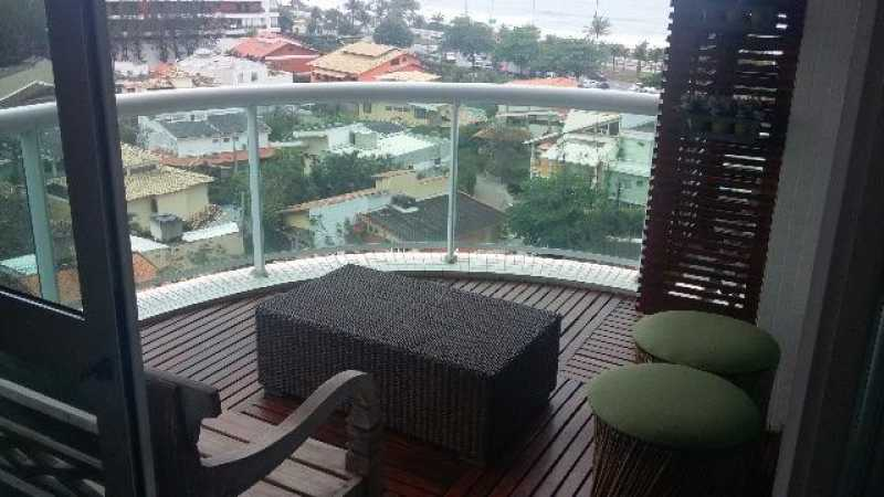 992625094190695 - Apartamento na Barra da Tijuca Sheraton-Wyndham- 1 quartos com 52m² - 326A - 5
