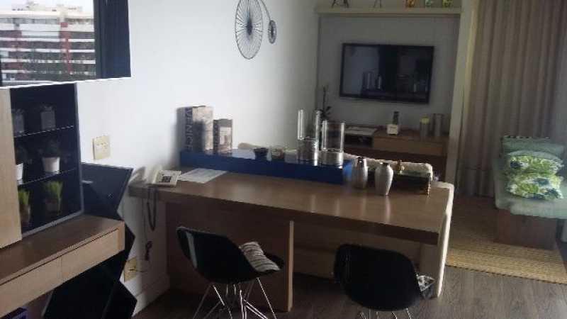 998625091013169 - Apartamento na Barra da Tijuca Sheraton-Wyndham- 1 quartos com 52m² - 326A - 13