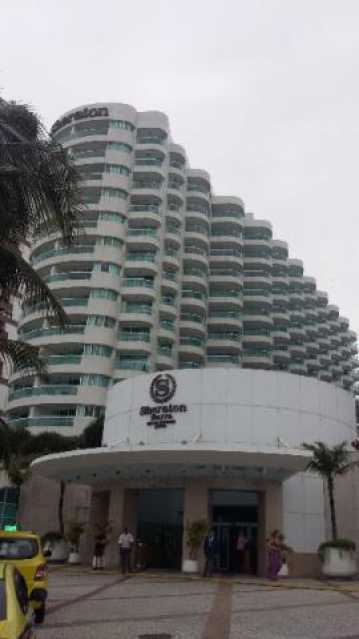 998625095873917 - Apartamento na Barra da Tijuca Sheraton-Wyndham- 1 quartos com 52m² - 326A - 20