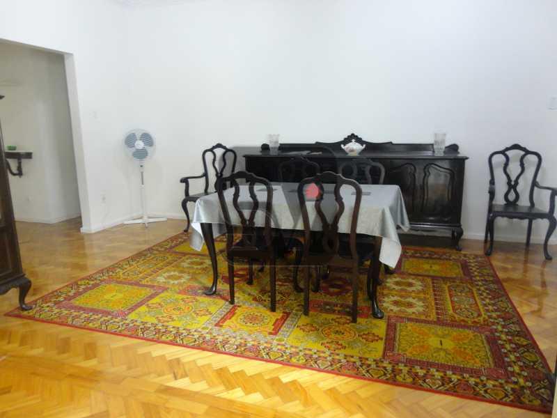Sala de Jantar - Mobiliado. Amplo. Copacabana. 3 Quartos - SVAP30010 - 3