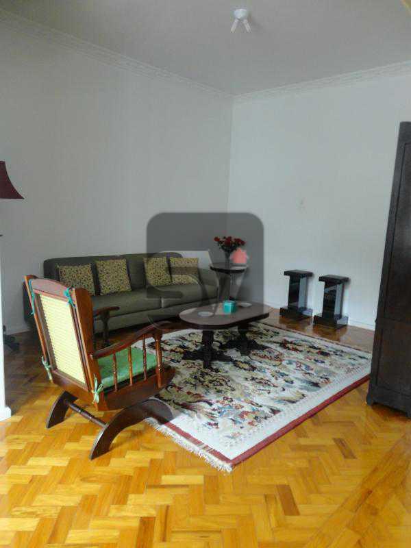 Sala de Estar - Mobiliado. Amplo. Copacabana. 3 Quartos - SVAP30010 - 1