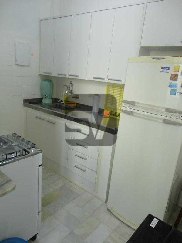 Cozinha - Mobiliado. Amplo. Copacabana. 3 Quartos - SVAP30010 - 10