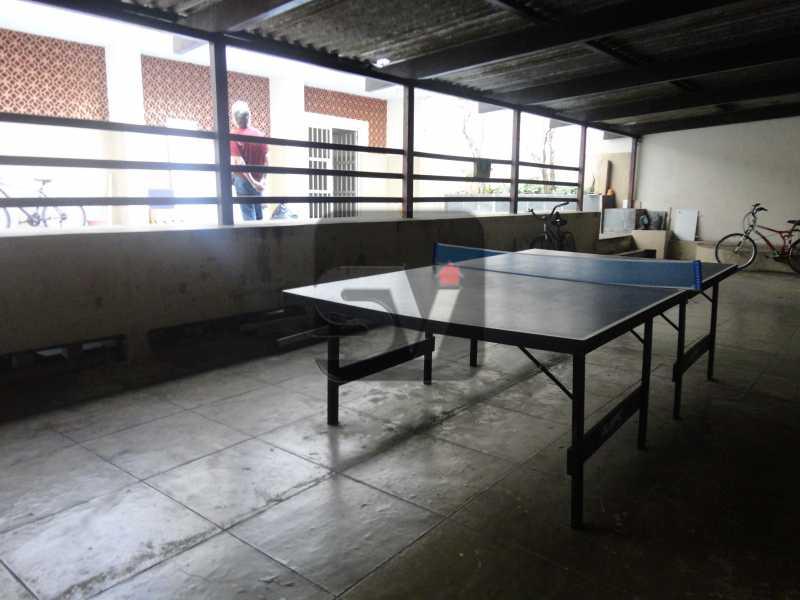 Área de lazer - Mobiliado. Amplo. Copacabana. 3 Quartos - SVAP30010 - 13