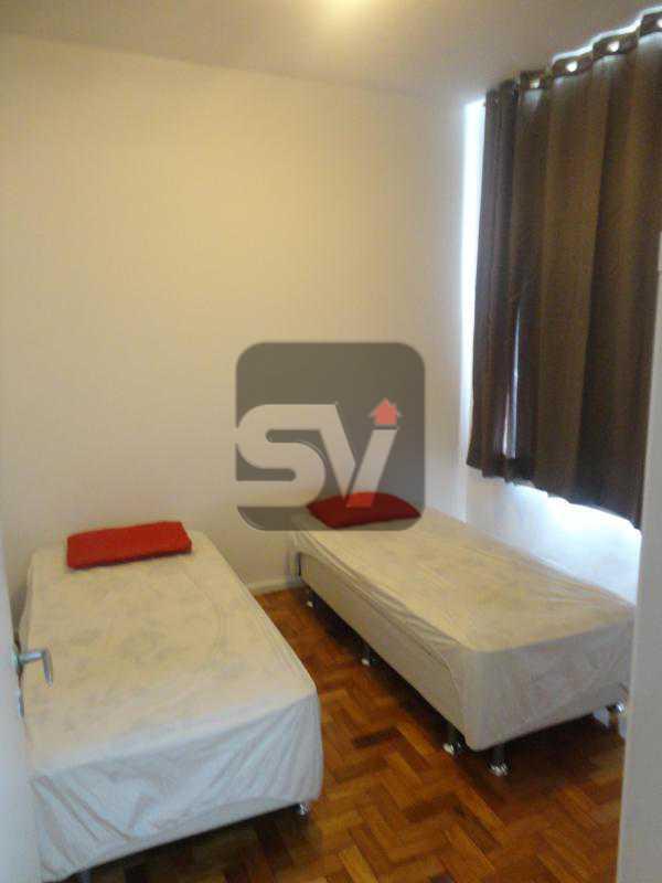 Quarto 1 - Excelente localização. Copacabana. 2 quartos - SVAP20014 - 5