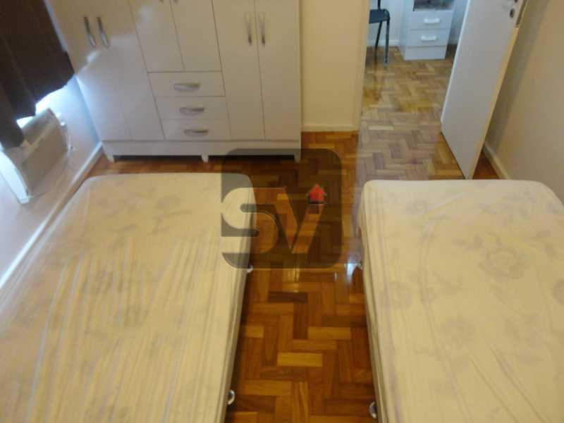 Quarto 1 - Excelente localização. Copacabana. 2 quartos - SVAP20014 - 6