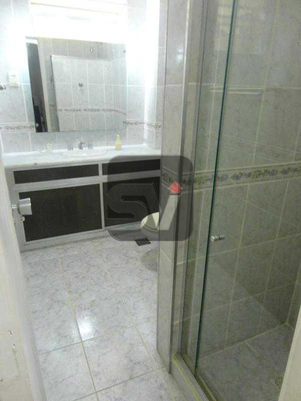 Banheiro social - Excelente localização. Copacabana. 2 quartos - SVAP20014 - 9