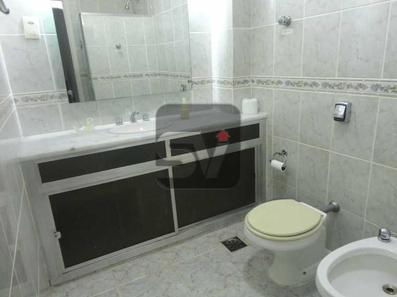 Banheiro social - Excelente localização. Copacabana. 2 quartos - SVAP20014 - 10