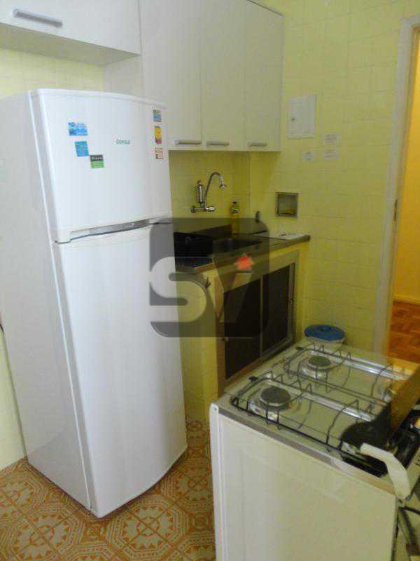 Cozinha - Excelente localização. Copacabana. 2 quartos - SVAP20014 - 12