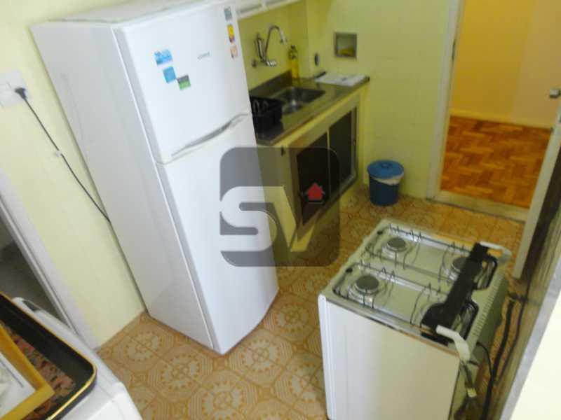 Cozinha - Excelente localização. Copacabana. 2 quartos - SVAP20014 - 13
