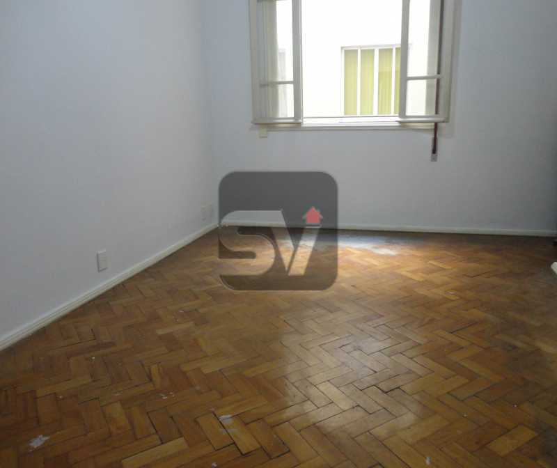 Sala 1 - Apartamento à venda Rua Sorocaba,Rio de Janeiro,RJ - R$ 600.000 - SVAP20019 - 1