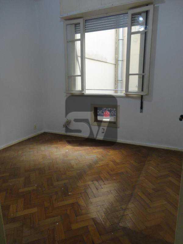 Sala 1  - Apartamento à venda Rua Sorocaba,Rio de Janeiro,RJ - R$ 600.000 - SVAP20019 - 3