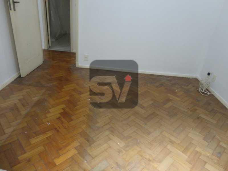 Quarto 1 - Apartamento à venda Rua Sorocaba,Rio de Janeiro,RJ - R$ 600.000 - SVAP20019 - 4