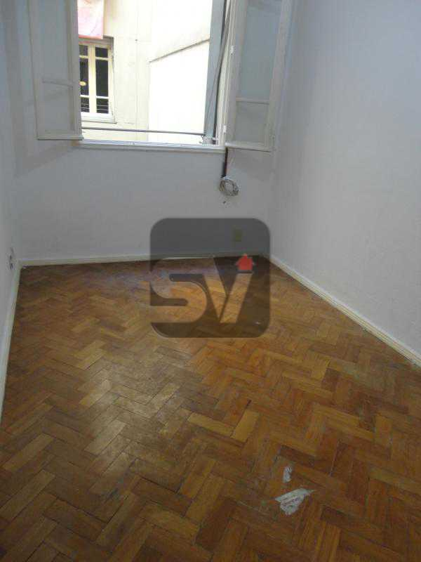 Quarto 1 - Apartamento à venda Rua Sorocaba,Rio de Janeiro,RJ - R$ 600.000 - SVAP20019 - 5