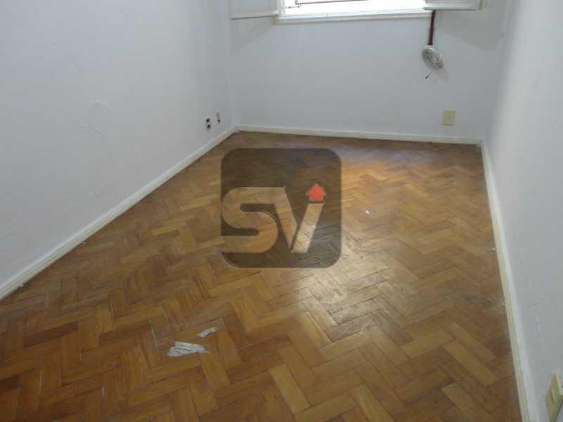 Quarto 2 - Apartamento à venda Rua Sorocaba,Rio de Janeiro,RJ - R$ 600.000 - SVAP20019 - 6