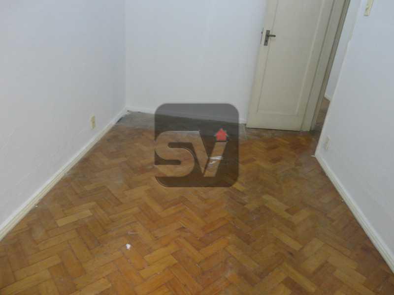 Quarto 2 - Apartamento à venda Rua Sorocaba,Rio de Janeiro,RJ - R$ 600.000 - SVAP20019 - 7