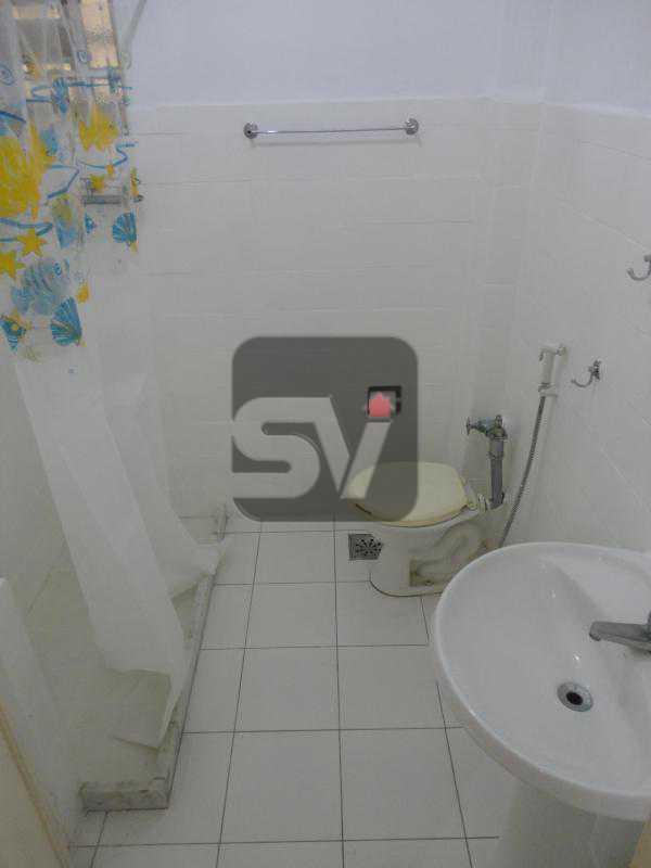 Banheiro - Apartamento à venda Rua Sorocaba,Rio de Janeiro,RJ - R$ 600.000 - SVAP20019 - 10