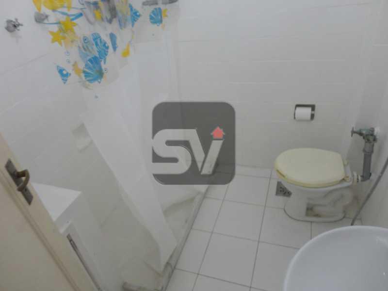 banheiro - Apartamento à venda Rua Sorocaba,Rio de Janeiro,RJ - R$ 600.000 - SVAP20019 - 11