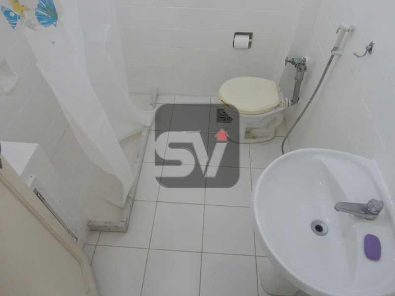 Banheiro - Apartamento à venda Rua Sorocaba,Rio de Janeiro,RJ - R$ 600.000 - SVAP20019 - 12
