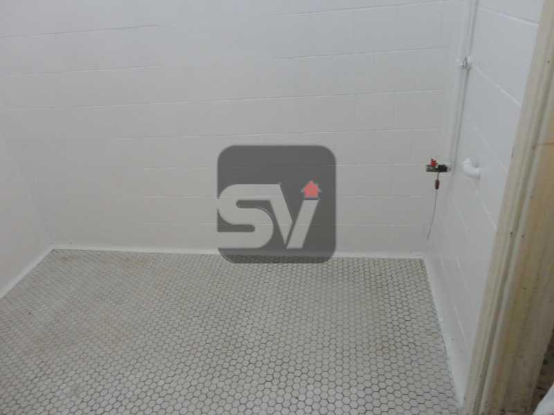 Cozinha - Apartamento à venda Rua Sorocaba,Rio de Janeiro,RJ - R$ 600.000 - SVAP20019 - 9