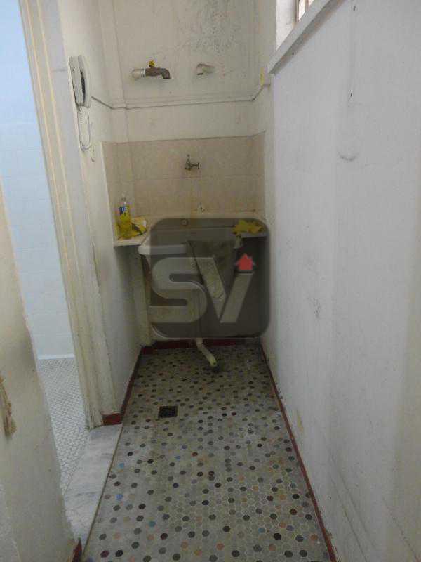 Area de serviço - Apartamento à venda Rua Sorocaba,Rio de Janeiro,RJ - R$ 600.000 - SVAP20019 - 13