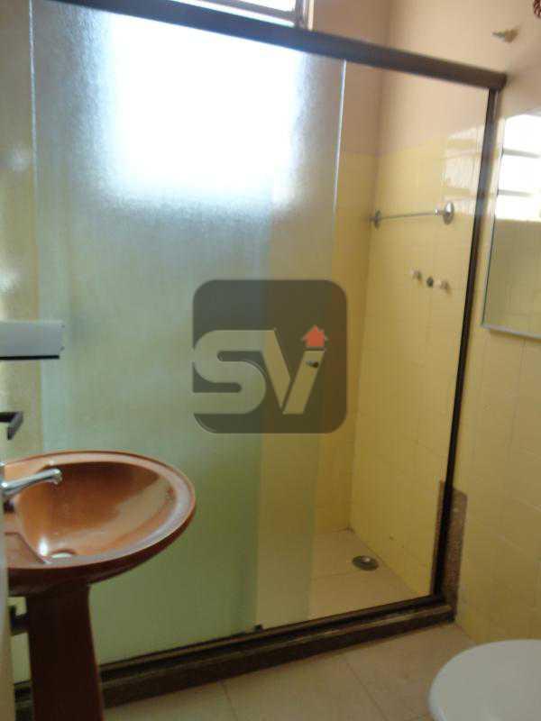 Banheiro - Apartamento Para Alugar - Rio de Janeiro - RJ - Botafogo - SVAP10011 - 4