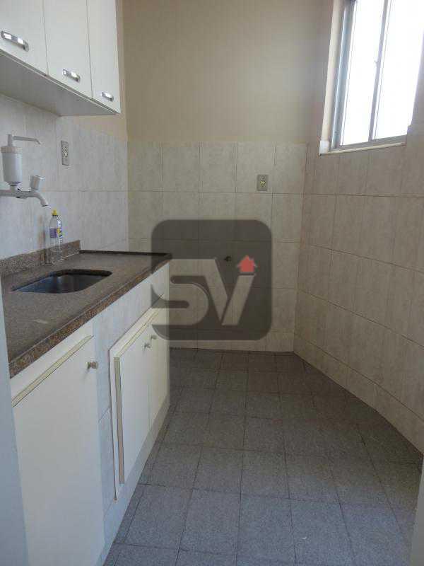 Cozinha - Apartamento Para Alugar - Rio de Janeiro - RJ - Botafogo - SVAP10011 - 9