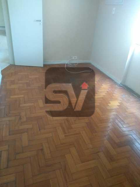 Quarto - Apartamento Para Alugar - Rio de Janeiro - RJ - Botafogo - SVAP10011 - 7