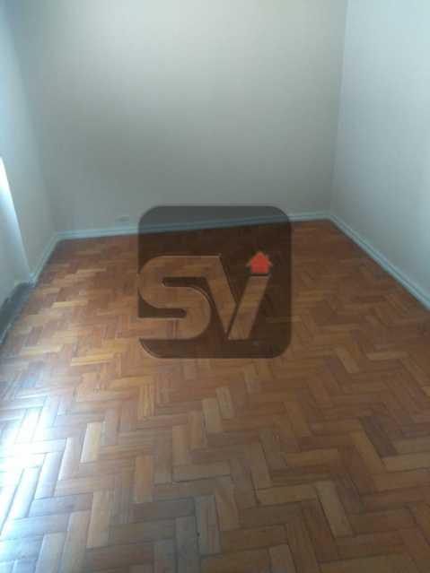 Quarto - Apartamento Para Alugar - Rio de Janeiro - RJ - Botafogo - SVAP10011 - 6