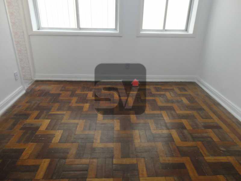Sala/ Quarto - Flamengo, quadra da praia, praticidade e oportunidade - SVKI00012 - 1