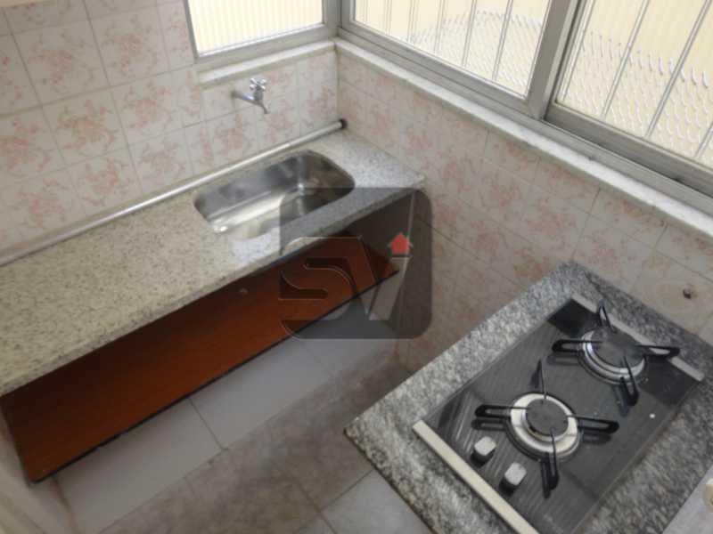 Cozinha - Flamengo, quadra da praia, praticidade e oportunidade - SVKI00012 - 5