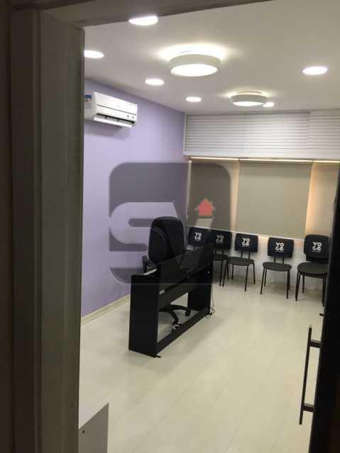 WhatsApp Image 2018-08-21 at 2 - Sala/ escritório, reformada em ponto nobre, Princesa Isabel, 40 metros, pronta para uso, confira! - SVSL00003 - 1