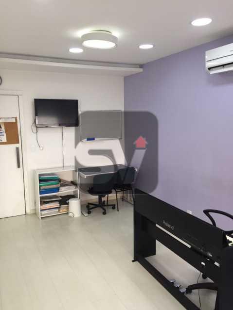 WhatsApp Image 2018-08-21 at 2 - Sala/ escritório, reformada em ponto nobre, Princesa Isabel, 40 metros, pronta para uso, confira! - SVSL00003 - 3