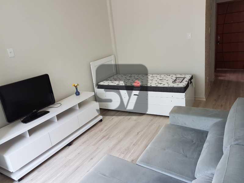 Sala/quarto - Mobiliado. Reformado. Copacabana. Conjugado - SVKI00016 - 3