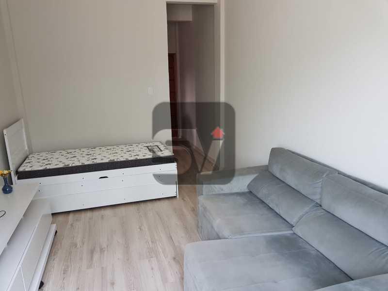 Sala/quarto - Mobiliado. Reformado. Copacabana. Conjugado - SVKI00016 - 4