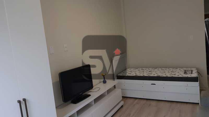Sala/quarto - Mobiliado. Reformado. Copacabana. Conjugado - SVKI00016 - 5