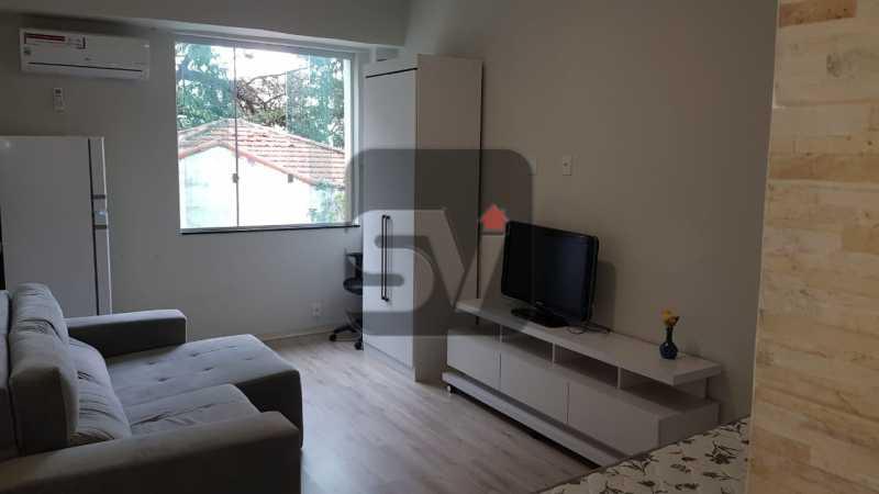 Sala/quarto - Mobiliado. Reformado. Copacabana. Conjugado - SVKI00016 - 1