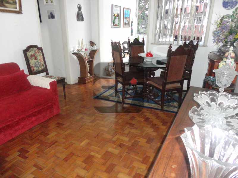 DSC04501 - Exclusividade Senador Euzébio/ Flamengo, 2 quartos, dependências, armários, varandinha/jardim de inverno, proto pra morar - SVAP20026 - 4