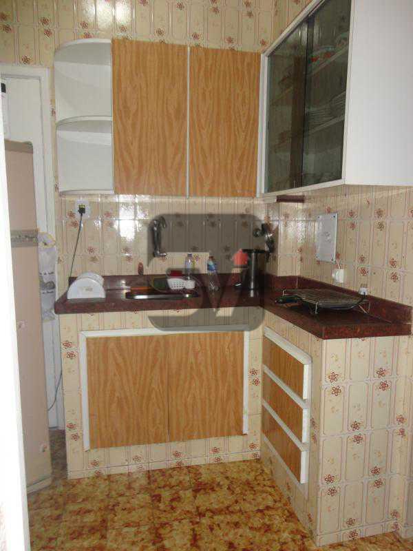 Cozinha - Mobiliado. 1 quarto com dependência. Flamengo - SVAP10015 - 9