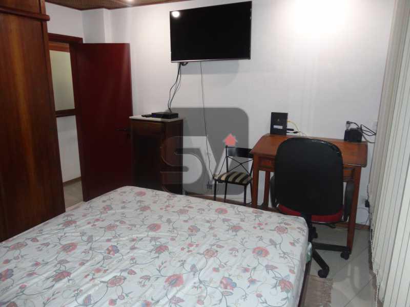 Quarto - Mobiliado. 1 quarto com dependência. Flamengo - SVAP10015 - 14