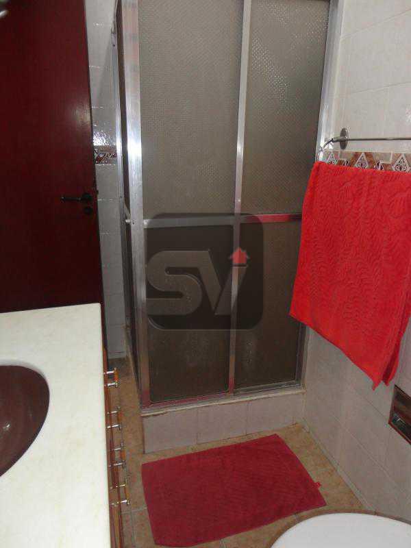Banheiro Social - Mobiliado. 1 quarto com dependência. Flamengo - SVAP10015 - 17