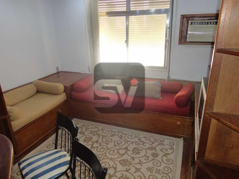Sala - Mobiliado. 1 quarto com dependência. Flamengo - SVAP10015 - 4