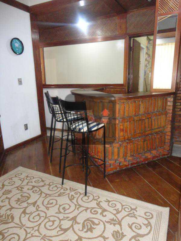 Bar na sala - Mobiliado. 1 quarto com dependência. Flamengo - SVAP10015 - 6