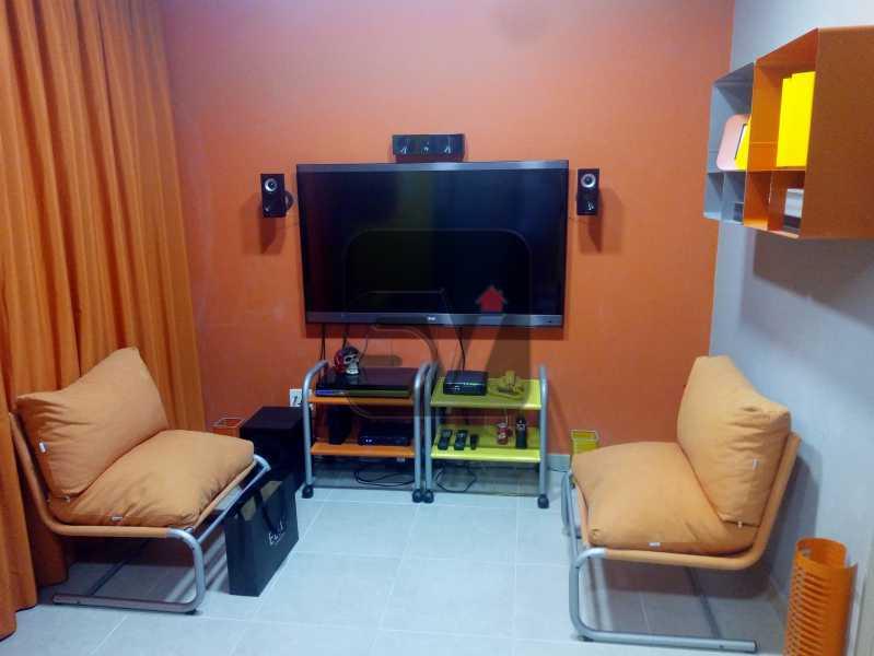 Sala - Apartamento Rio de Janeiro,zona sul,Botafogo,RJ À Venda,30m² - SVAP00007 - 1