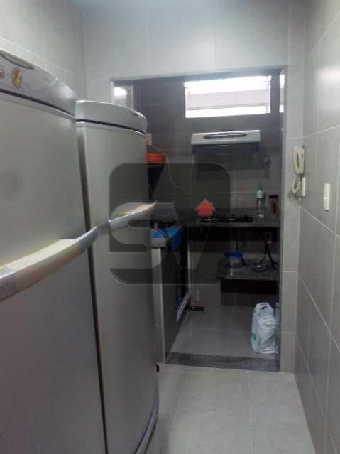 Cozinha - Apartamento Rio de Janeiro,zona sul,Botafogo,RJ À Venda,30m² - SVAP00007 - 5