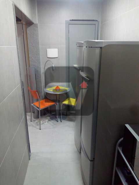 Cozinha - Apartamento Rio de Janeiro,zona sul,Botafogo,RJ À Venda,30m² - SVAP00007 - 7