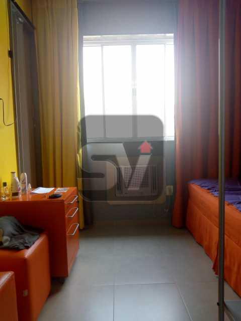 Quarto - Apartamento Rio de Janeiro,zona sul,Botafogo,RJ À Venda,30m² - SVAP00007 - 8