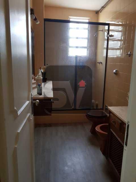 Banheiro social - Vista Livre. Comércio farto. 2 quartos + dependência completa - SVAP20031 - 5