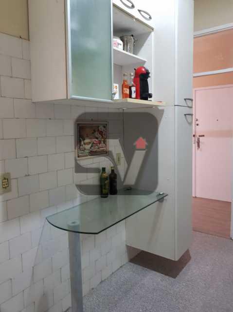 Cozinha - Vista Livre. Comércio farto. 2 quartos + dependência completa - SVAP20031 - 13